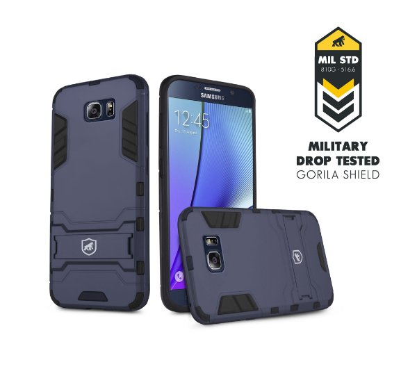 Capa Armor para Samsung Galaxy Note 5  - Gorila Shield