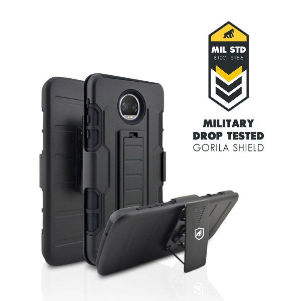 Capa Clip para Motorola Moto Z2 Force - Gorila Shield