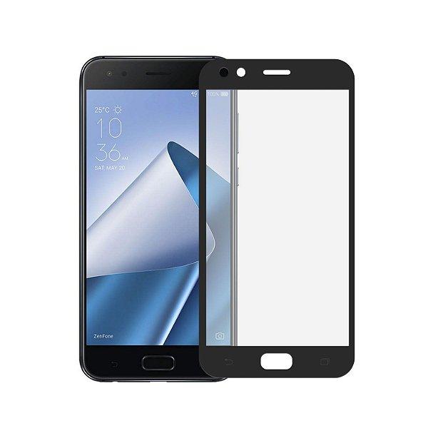 Película Coverage 5D Pro Preta para Asus Zenfone 4 ZE554KL - Gshield