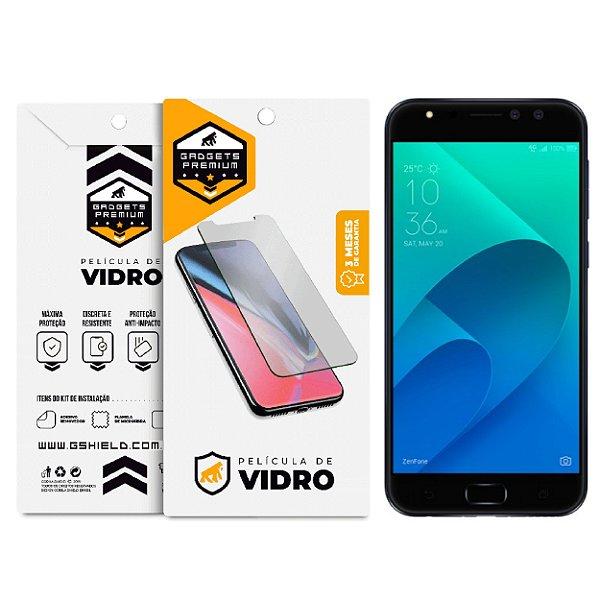 Película de Vidro Dupla para Asus Zenfone 4 Selfie Pro - ZD552KL - Gshield