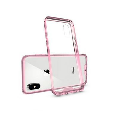 Capa Ultra Slim Air Rosa para iPhone X e XS - Gorila Shield