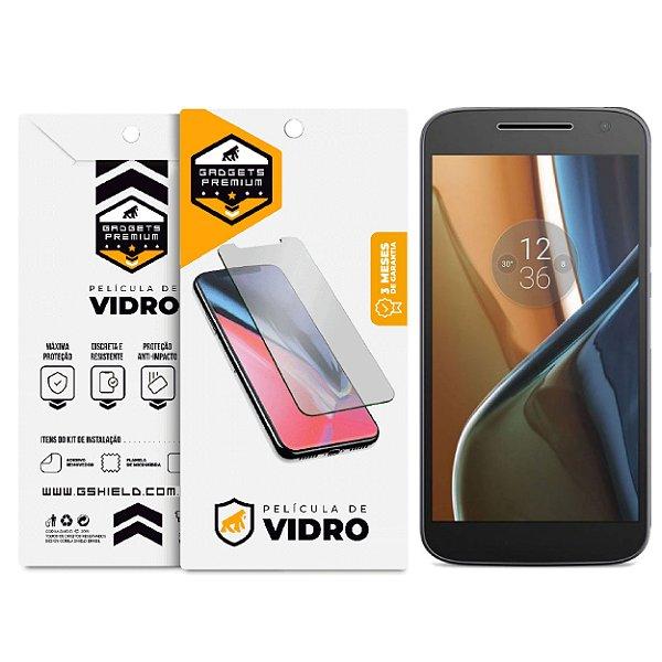 Pelicula de vidro dupla para Motorola Moto G4 Plus - Gshield