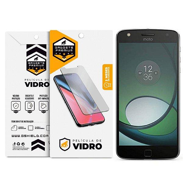 Película de Vidro Dupla para Motorola Moto Z Play - Gshield