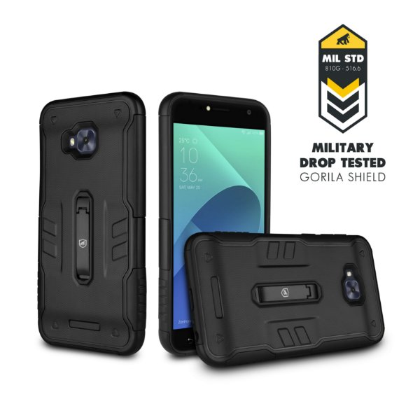 Capa Tech Armor Zenfone 4 Selfie Pro - ZD552KL - Gorila Shield (Serve apenas no modelo PRO)