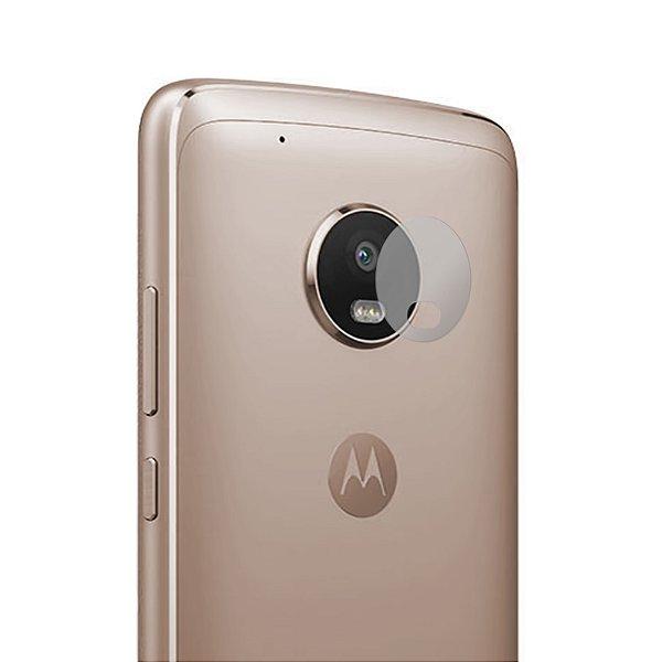 Película de Vidro para Lente Câmera Motorola Moto G5 / G5 Plus  - Gorila Shield