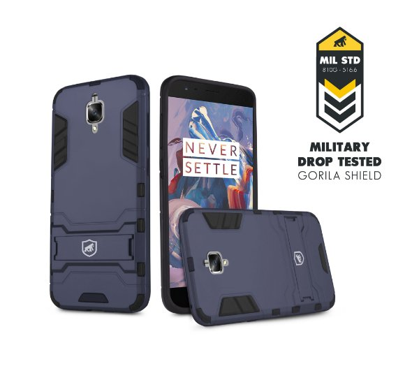 Capa Armor para One Plus 3 - Gorila Shield