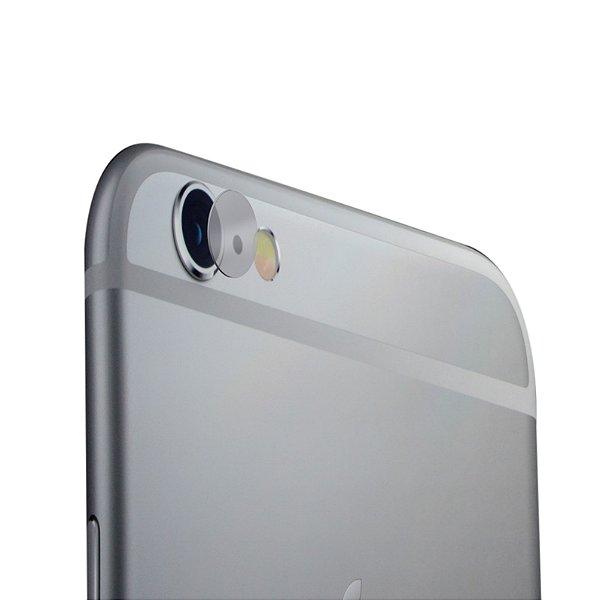 Película de Lente Câmera para iPhone 6 e 6S - Gorila Shield