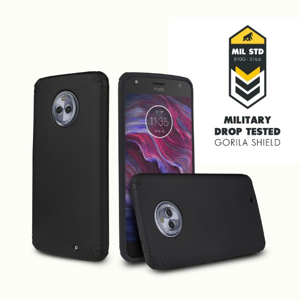 Capa Tech Armor Motorola Moto X4 - Gorila Shield