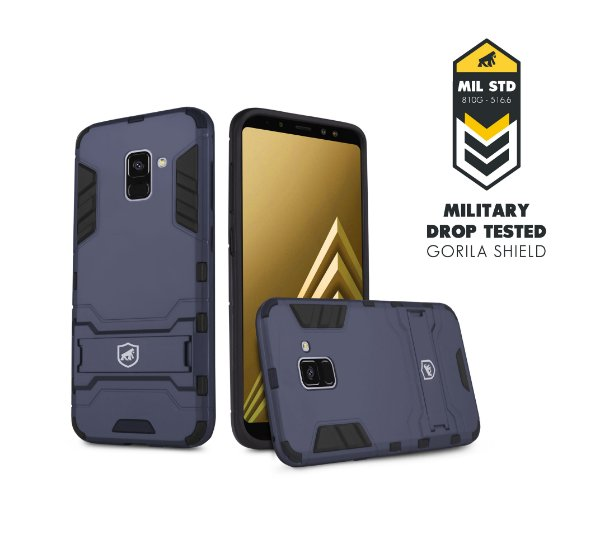 Capa Armor para Samsung Galaxy A8 Plus - Gorila Shield