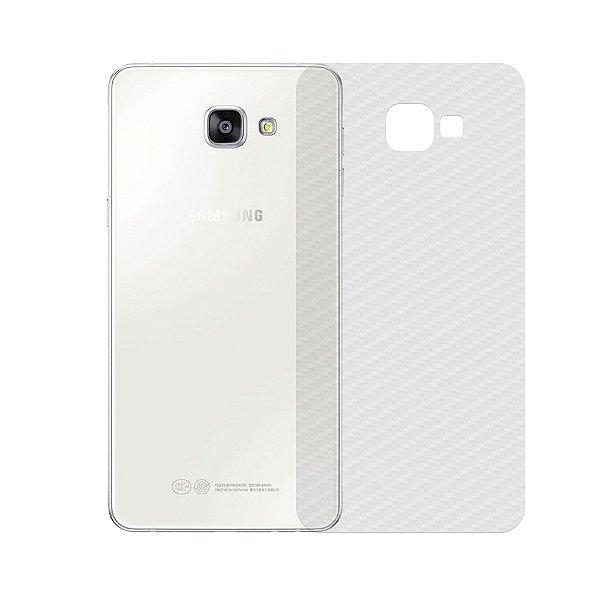 Película Traseira de Fibra de Carbono Transparente para Samsung Galaxy A9 - Gshield