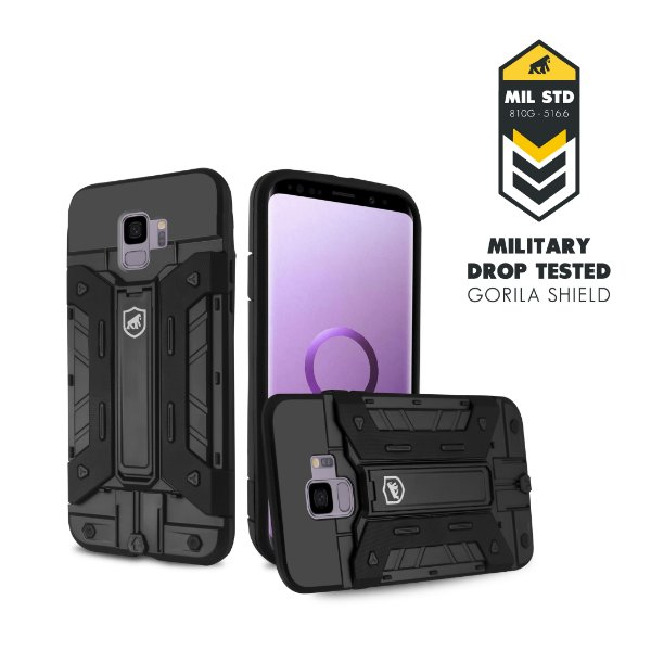 Capa Guardian para Samsung Galaxy S9 - Gorila Shield