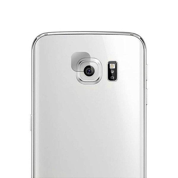 Película de Lente Câmera para Samsung Galaxy S6 Edge - Gorila Shield