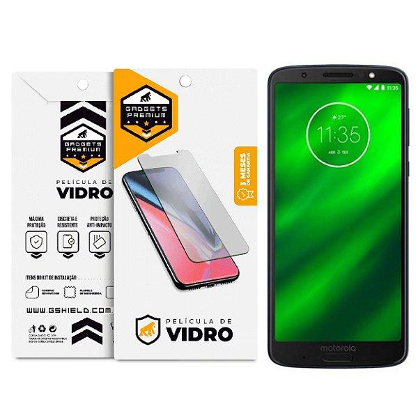 Película de Vidro Dupla para Motorola Moto G6 Plus - Gshield