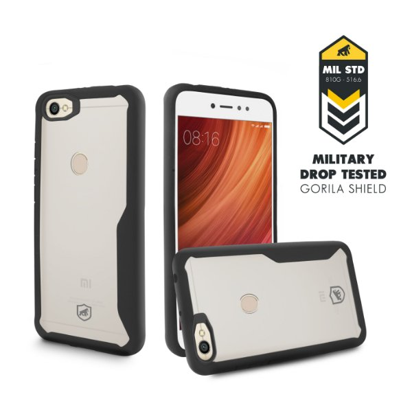Capa Atomic para Xiaomi Redmi Note 5A Prime - Gorila Shield