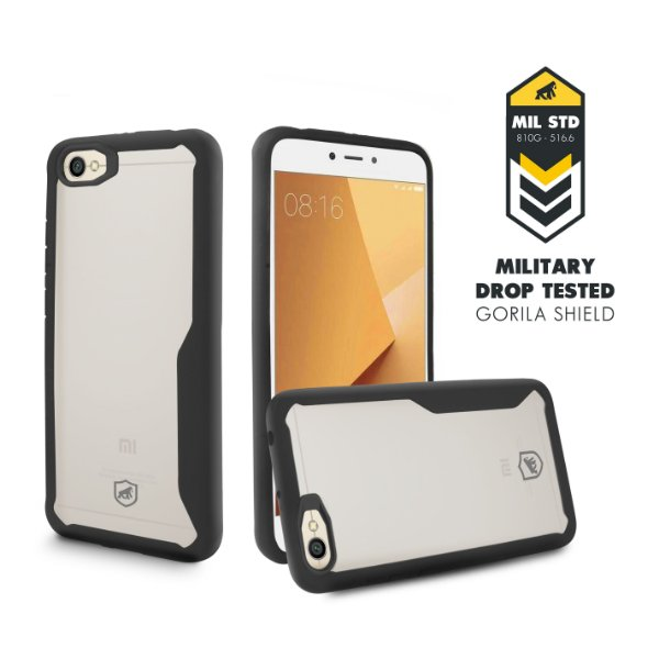 Capa Atomic para Xiaomi Redmi Note 5A - Gorila Shield