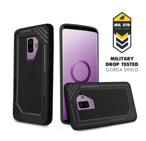 Capa Tech Grip para Samsung Galaxy S9 Plus - Gorila Shield