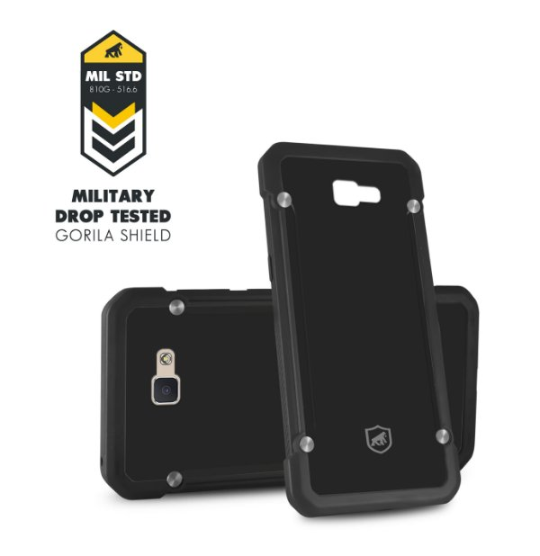 Capa Black Shield para Samsung Galaxy J7 Prime 2 - Gorila Shield