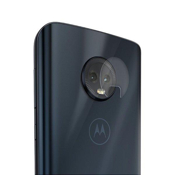 Película para Lente de Câmera para Motorola Moto G6 Plus - Gshield