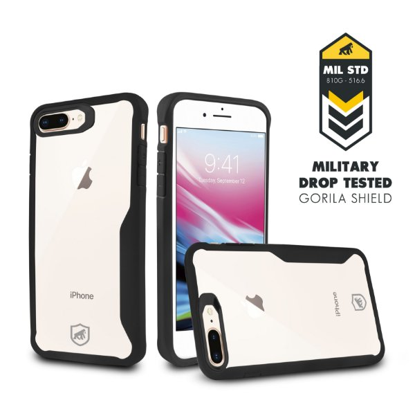 CAPA ATOMIC PARA IPHONE 7 PLUS / 8 PLUS - GORILA SHIELD