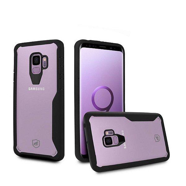 Capa Atomic para Galaxy S9 - Preta - Gshield