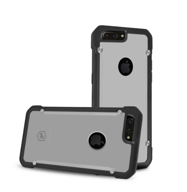 CAPA GRIP SHIELD PARA IPHONE 7 PLUS / IPHONE 8 PLUS - GORILA SHIELD