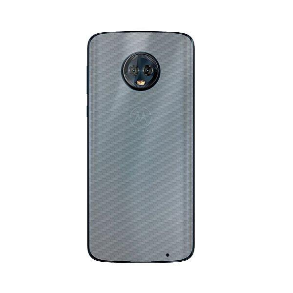 Película Traseira de Fibra de Carbono para Moto G6 Plus - Gshield