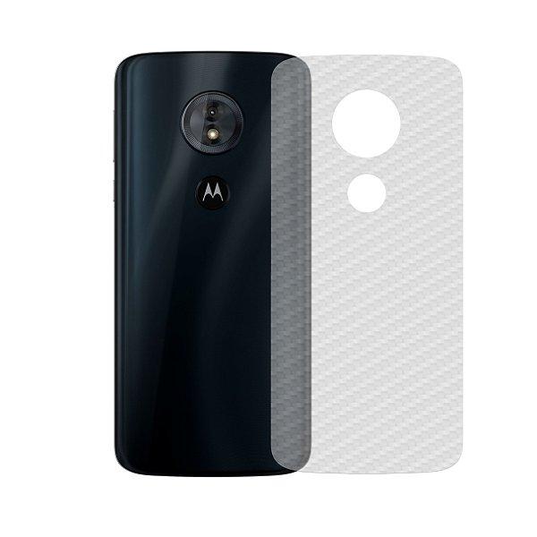 Película Traseira de Fibra de Carbono para Motorola Moto E5 - Gshield