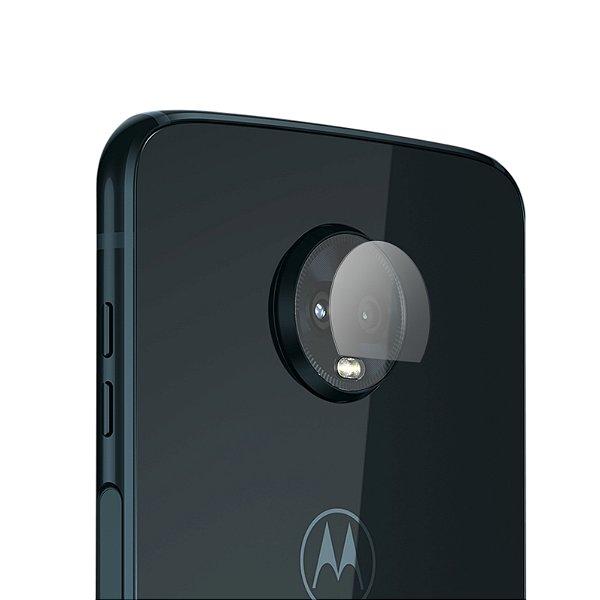 Película de Vidro para Lente Câmera Motorola Moto Z3 Play - Gorila Shield