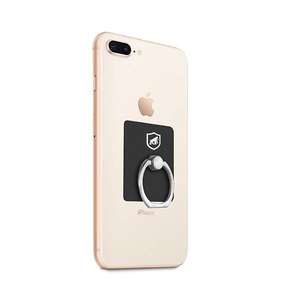 Phone Holder Ring Preto - Gorila Shield