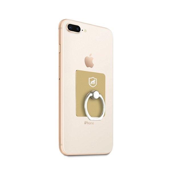 Phone Holder Ring Dourado - Gorila Shield