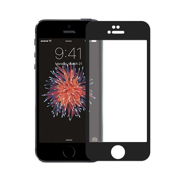 Película Coverage 5D Pro para iPhone 5, 5s e SE - Gshield