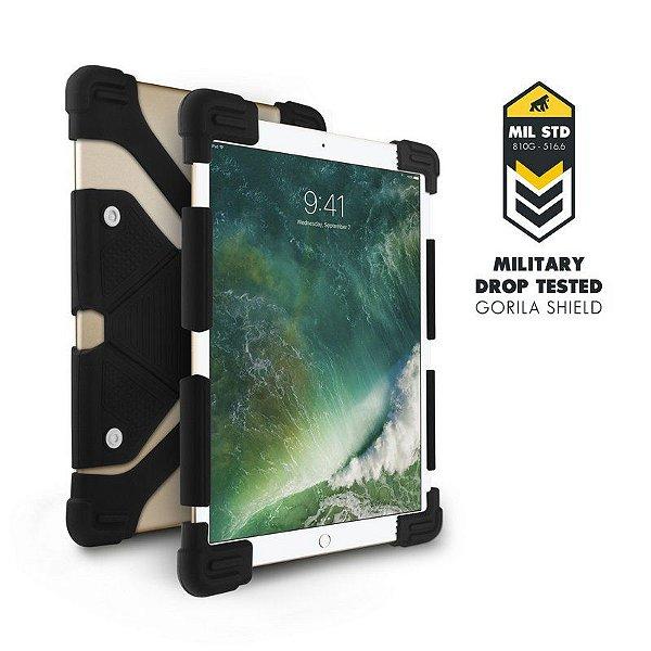 Capa Skull Armor Universal para Tablet até 7 a 8 polegadas - Gorila Shield