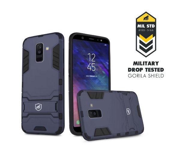 Capa Armor para Samsung Galaxy A6 Plus - Gorila Shield