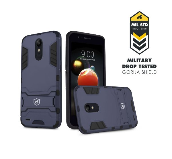 Capa Armor para LG K9 - Gorila Shield