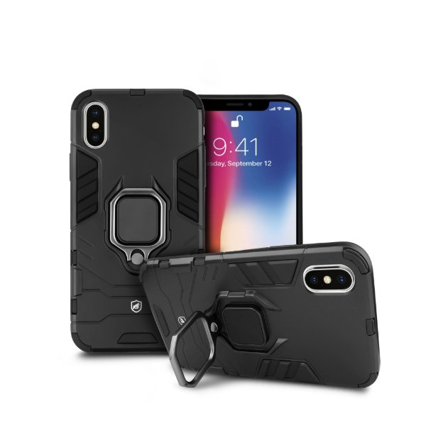 Capa Defender Black para Iphone X e XS - Gshield