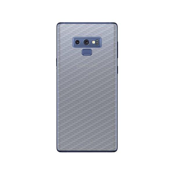 Película Traseira de Fibra de Carbono para Galaxy Note 9 - Gorila Shield