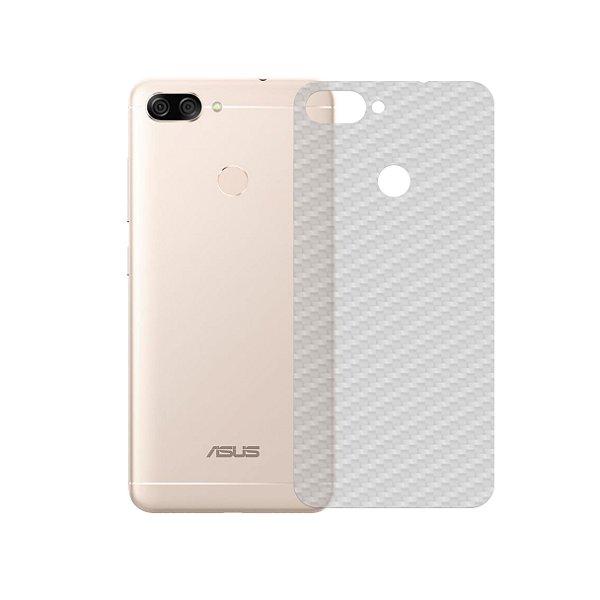 Película Traseira de Fibra de Carbono para Zenfone Max Plus  - Gshield