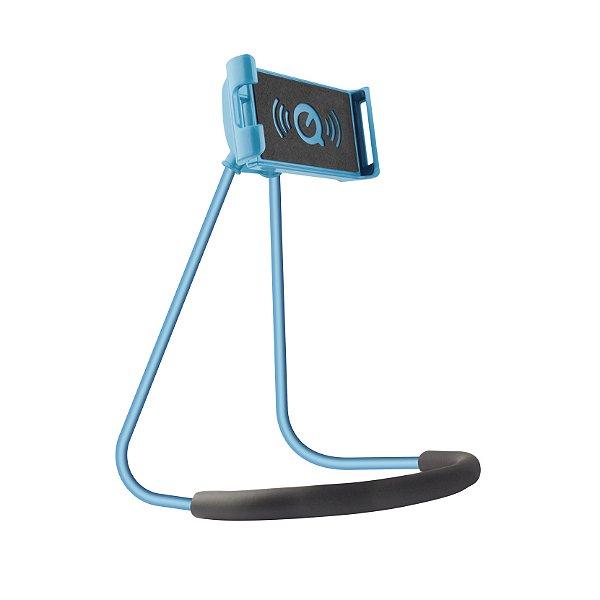 Suporte de Pescoço para Smartphone Azul - Gorila Shield