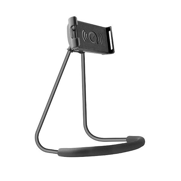 Suporte de Pescoço para Smartphone Preto - Gshield