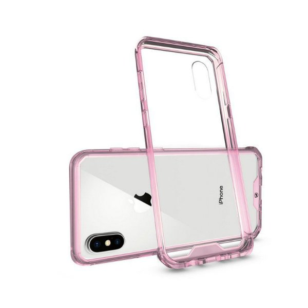 Capa Ultra Slim Air Rosa para iPhone XS Max - Gshield