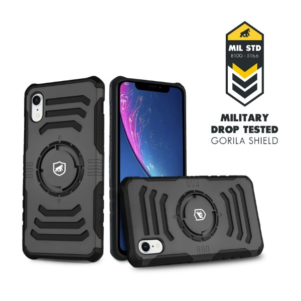 Capa Armband 2 em 1 para Iphone XR - Gorila Shield