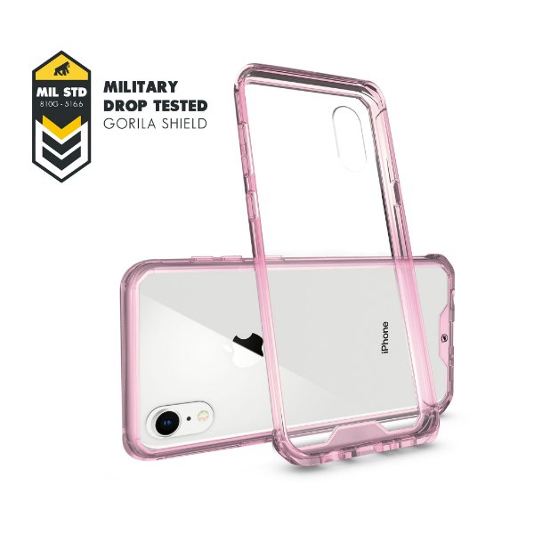 Capa Ultra Slim Air Rosa para Iphone XR - Gorila Shield