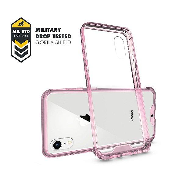 Capa Ultra Slim Air Rosa para Iphone XR - Gorila Shield