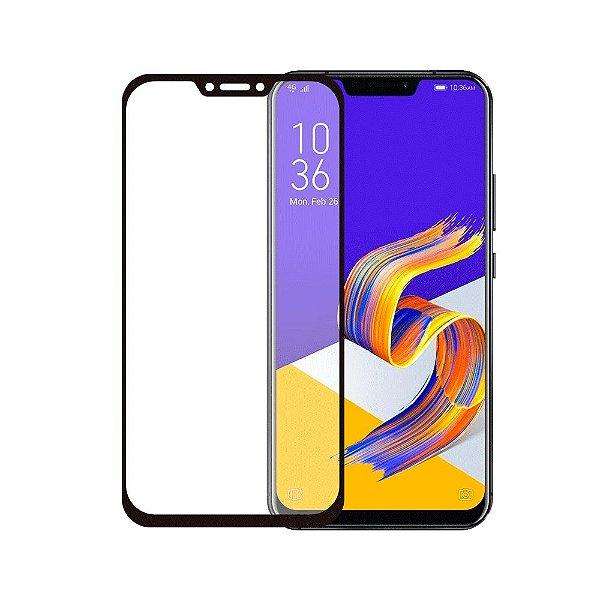 Película Coverage Color para Zenfone 5 e 5z - Preta - Gorila Shield