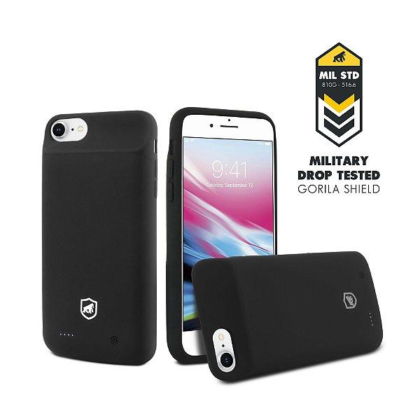 Capa Carregadora Tank para iPhone 8 e iPhone 7 - Gorila Shield