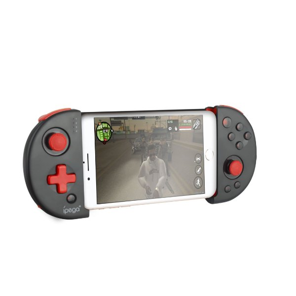 Gamepad Red Knight - Ípega