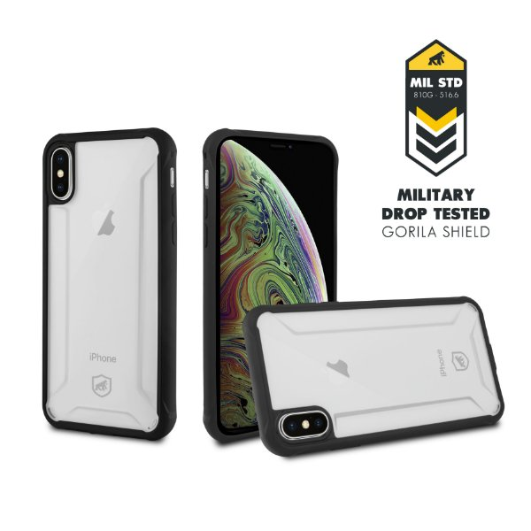 Capa Hybrid para iPhone XS Max - Gorila Shield