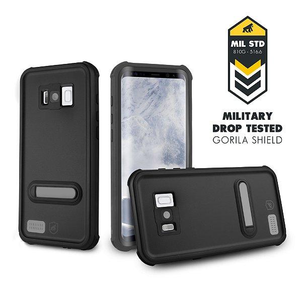 Capa à Prova d'água Nautical para Galaxy S8 Plus - Gorila Shield