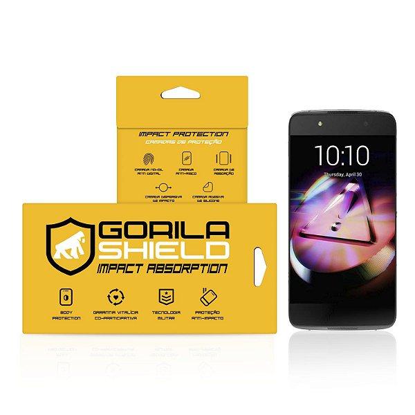 Película de Vidro Dupla para Alcatel Idol 4 - Gorila Shield