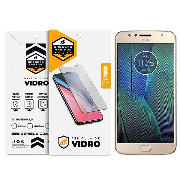 Película de Vidro Dupla para Motorola Moto G5S Plus - Gshield